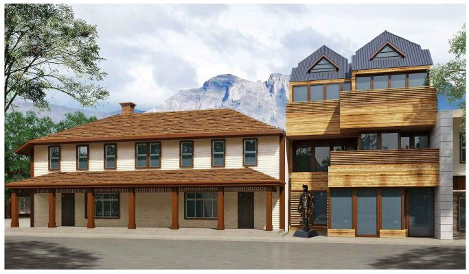 Canmore Hotel Development Proposal
