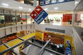 Domino's Pizza (inside View)