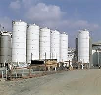 Oilfield Services - Tank Farm