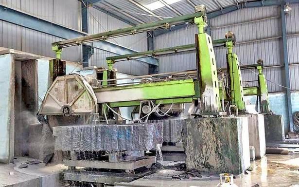 Natural Stone Manufacturing