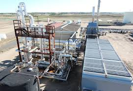 Oilfield Services - Bitumen Upgrading