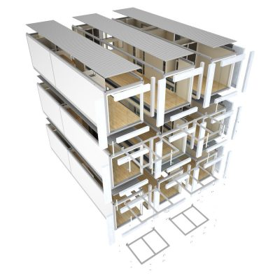 Stackable Building Systems