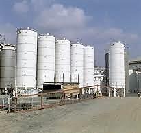 Oilfield Services - Tank Farm