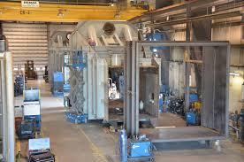Oilfield Services - Fabrication Shop