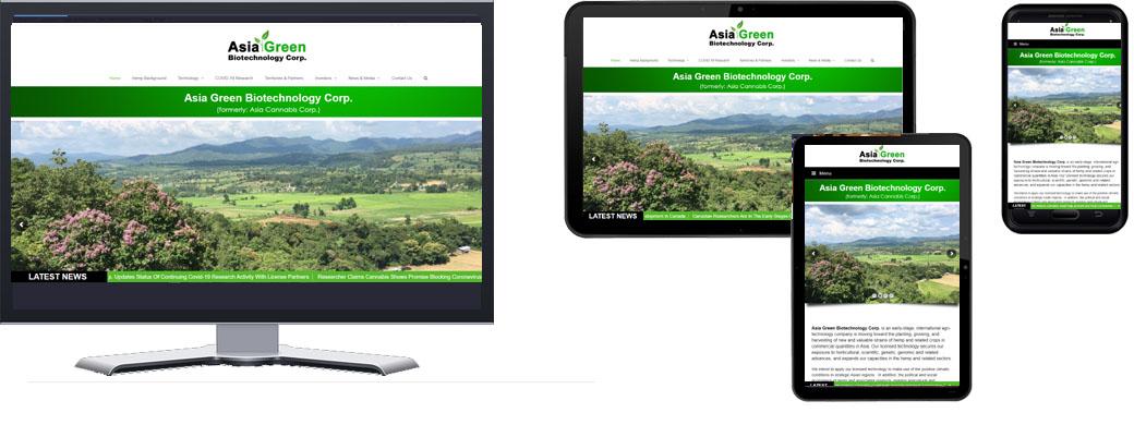 Asia Green Biotechnology Corp Portfolio